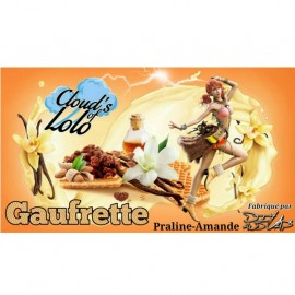 CLOUD'S OF LOLO - GAUFRETTE PRALINE AMANDE