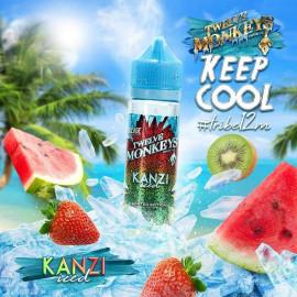 TWELVE MONKEYS ICE AGE- KANZI ICED 50ml