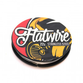 FLATWIRE UK -  STAINLESS 316L