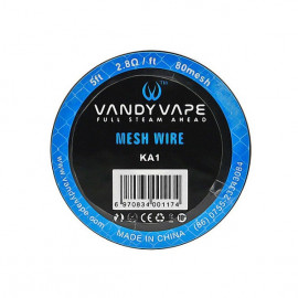 VANDY VAPE - MESH KANTHAL A1