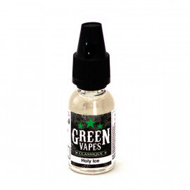 GREEN VAPES - HOLY ICE - 10ml