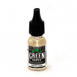 GREEN VAPES - DEVIL'S JUICE - 10ml