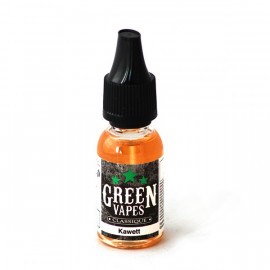 GREEN VAPES - KAWETT - 3 X 10ml