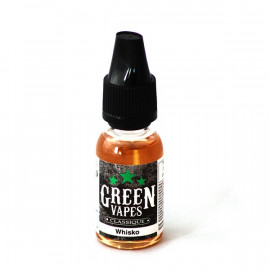 GREEN VAPES - WHISKO - 10ml