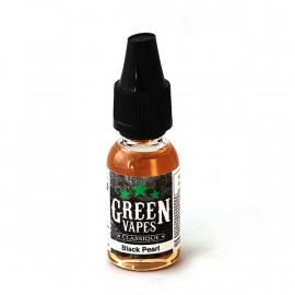 GREEN VAPES - BLACK PEARL - 3 x 10ml