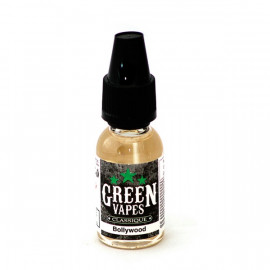 GREEN VAPES - BOLLYWOOD - 3 X 10ml