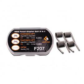 GEEK VAPE - N90 FUSED CLAPTON COIL  2en1 (x8)