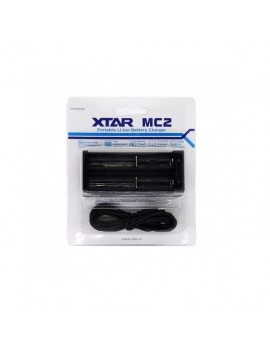 XTAR MC2 CHARGEUR D'ACCUS