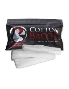 WICK N VAPE - COTTON BACON  V2.0